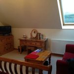 Red Cuillin room