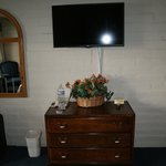 Television in the room