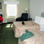 Foto van Fireside Inn & Suites