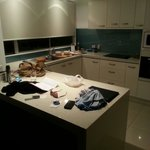 Nice big kitchen