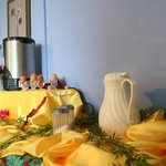 alize inn breakfast buffet