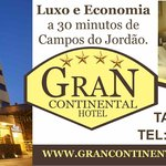 Outdoor Gran Continental Hotel