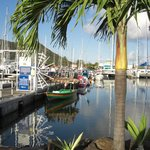 Photo de Rodney Bay Marina