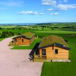 St Andrews Country Cabins - Stunning Location