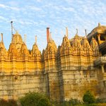 Ranakpur temple, just a few minutes away