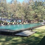 The main pool in the resort ;-)