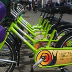 CityBikes are FREE for Caracol guests!