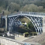 So handy for a visit to The Iron Bridge and other lovely places