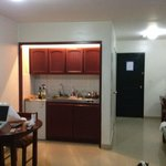 View to Kitchenette and Foyer 3-14