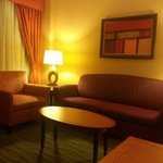 صورة فوتوغرافية لـ ‪Embassy Suites East Peoria - Hotel & RiverFront Conf Center‬