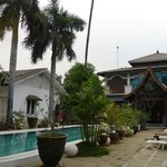 Emerald Land Inn Mandalay Foto