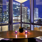 With views of Boston's glimmering city lights, W Boston Hotel gives you access to experience the