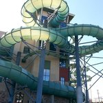 Slides were a great time!!! Did them all like 4 times each :-)