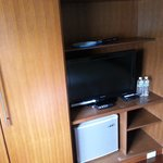 Laurel Villa Cabinet & Tv