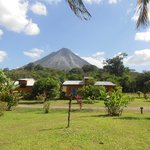 Spectacular Arenal Volcano view and Superior rooms