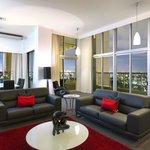 Meriton Tiffany Serviced Apartments Sydney