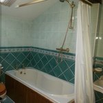 En-suite with bath & shower