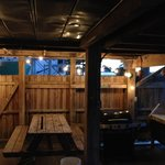 Our Porch Area