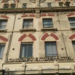 Foto van London Visitors Hotel