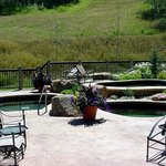 Bear Paw Hot Tubs Summer