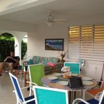 Beachside Villas Rincon Foto