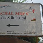 Photo de Sachal Mir's Bed & Breakfast