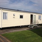 Our caravan rio gold 2 brand new 2014