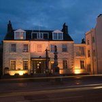Tontine Hotel Peebles Scottish Bordersの写真