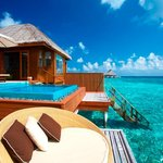 Photo de Huvafen Fushi, a Per AQUUM Retreat