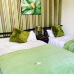 Rose Park House Bed and Breakfast resmi