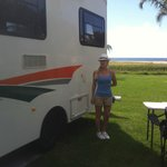 Foto de BIG4 Easts Beach Holiday Park