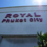 Royal Phuket City Hotel resmi