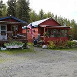 Foto di Red Cabin B&B