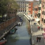 View from Room - Looking towards the Grand Canal