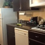 Homewood Suites/ full kitchen