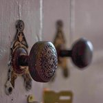 Chapel Room doorknobs