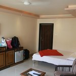 Room with Two double beds - View 1