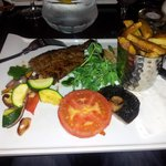 Sirloin steak - cooked Medium