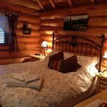 Banff Log Cabin B&B照片