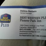 Φωτογραφία: BEST WESTERN PLUS Pioneer Park Inn
