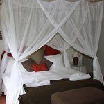 Seringa Lodge Guest Bedroom