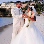 Our wedding in paradise @Kalinago Beach R