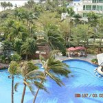 Swimming pool Timton International Hotel Sanya