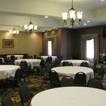 Banquet Room w/ Stage