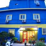 Foto van Blue Backpackers Hostel