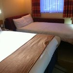 Photo de Holiday Inn Express Exeter