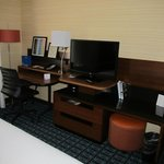 Fairfield Inn & Suites Vernon Foto