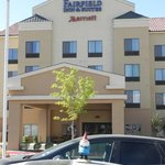 Foto van Fairfield Inn & Suites El Paso