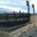 Beautiful view of PNC Park