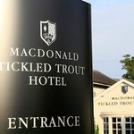 ‪Macdonald Tickled Trout Hotel‬